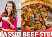 Classic Beef Stew Recipe For Dinner – Natasha's Kitchen