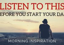 Starting Your Day Positive